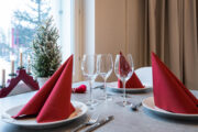 Dining Christmas Chalet
